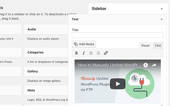 widget-oembed-add-media-wordpress
